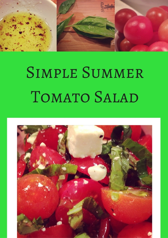 Simple Summer Tomato Salad (1)
